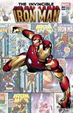 Image: Invincible Iron Man #600 (Coipel variant cover) - Marvel Comics