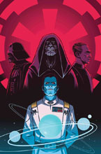 Image: Star Wars: Thrawn #4 (incentive cover - Wijingaard)  [2018] - Marvel Comics