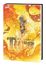 Image: Mighty Thor Vol. 05: The Death of the Mighty Thor HC  - Marvel Comics