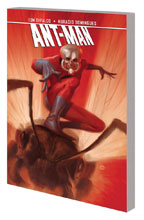 Image: Ant-Man: Astonishing Origins SC  - Marvel Comics