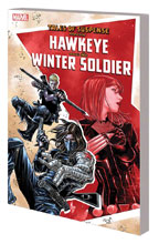 Image: Tales of Suspense: Hawkeye & the Winter Soldier SC  - Marvel Comics