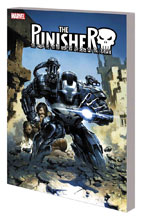 Image: Punisher: War Machine Vol. 01 SC  - Marvel Comics