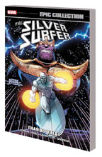 Image: Silver Surfer Epic Collection: Thanos Quest SC  - Marvel Comics