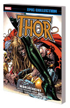Image: Thor Epic Collection: Worldengine SC  - Marvel Comics