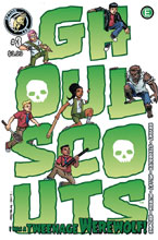 Image: Ghoul Scouts: I Was a Tweenage Werewolf #3 - Action Lab Entertainment