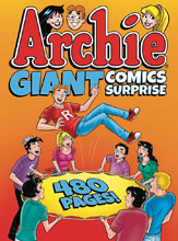 Image: Archie Giant Comics Surprise SC  - Archie Comic Publications