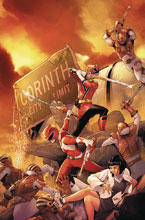 Image: Mighty Morphin Power Rangers #27 - Boom! Studios
