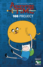 Image: Adventure Time 100 Project SC  - Boom! Studios