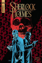 Image: Sherlock Holmes: The Vanishing Man #1 (cover A - Cassaday)  [2018] - Dynamite