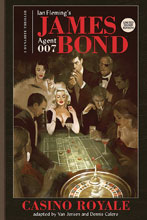Image: James Bond Casino Royale HC  (signed) - Dynamite