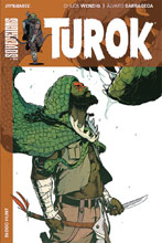 Image: Turok Vol. 01: Blood Hunt SC  - Dynamite