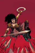Image: Xena: Warrior Princess Vol. 04 #4 (cover C incentive - Guara Virgin) (10-copy) - Dynamite