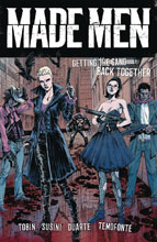 Image: Made Men: Getting the Gang Back Together SC  - Oni Press Inc.