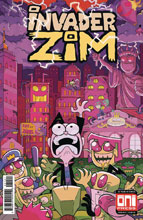 Image: Invader Zim #31 (cover B - Cousin) - Oni Press Inc.