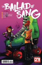Image: Ballad of Sang #3  [2018] - Oni Press Inc.