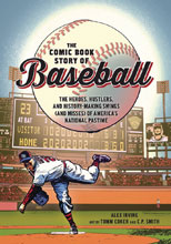 Image: Comic Book Story of Baseball SC  - Ten Speed Press
