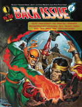 Image: Back Issue #105 - Twomorrows Publishing