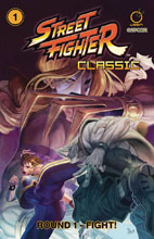 Image: Street Fighter Classic Vol. 01: Round 1 Fight SC  - Udon Entertainment Inc