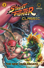 Image: Street Fighter Classic Vol. 02: New Challengers SC  - Udon Entertainment Inc