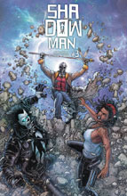 Image: Shadowman [2018] #3 (cover C incentive - Interlocking Ryp) (20-copy)  [2018] - Valiant Entertainment LLC