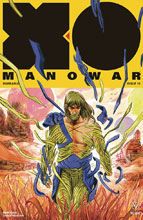 Image: X-O Manowar [2017] #15 (cover C incentive - Interlocking Fish) (20-copy) - Valiant Entertainment LLC