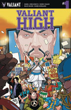 Image: Valiant High #1 (cover A - Lafuente) - Valiant Entertainment LLC