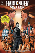 Image: Harbinger Wars Compendium SC  - Valiant Entertainment LLC