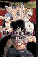 Image: Black Clover Vol. 11 SC  - Viz Media LLC