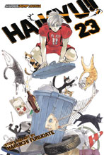 Image: Haikyu!! Vol. 23 GN  - Viz Media LLC