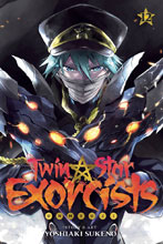 Image: Twin Star Exorcists: Onmyoji Vol. 12 SC  - Viz Media LLC