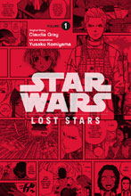 Image: Star Wars Lost Stars Vol. 01 SC  - Yen Press