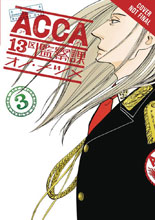 Image: Acca 13: Territory Inspection Dept. Vol. 03 GN  - Yen Press