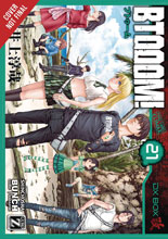 Image: Btooom Vol. 21 GN  - Yen Press