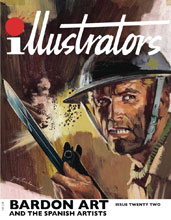 Image: Illustrators Magazine #22 - Book Palace