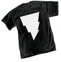 Image: Mage Bolt T-Shirt  (S) - Graphitti Designs