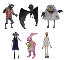 Image: Nightmare Before Christmas Select Action Figure Series 5 Assortment  - Diamond Select Toys LLC