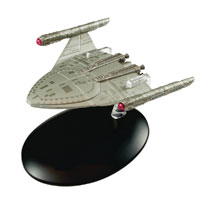 Image: Star Trek Official Starships Collection: S.S. Emmette #124 - Eaglemoss Publications Ltd