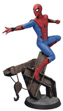 Image: Spider-Man Homecoming ArtFX Statue: Spider-Man  - Koto Inc.