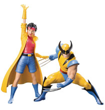 Image Marvel Universe X Men 92 Artfx Wolverine Jubilee 2
