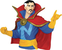 Image: Marvel Bust Bank: Doctor Strange  - Monogram Products