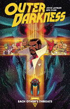 Image: Outer Darkness Vol. 01 SC  - Image Comics