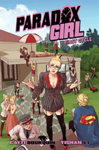 Image: Paradox Girl Vol. 01: First Cycle SC  - Image Comics