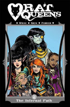 Image: Rat Queens Vol. 06: The Infernal Path SC  - Image Comics