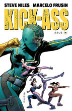 Image: Kick-Ass #14 (cover A - Frusin) - Image Comics
