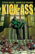 Image: Kick-Ass #14 (cover C - Burnham)  [2019] - Image Comics