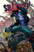 Image: Sharkey the Bounty Hunter #4 - Image Comics