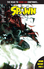 Image: Spawn #297 (cover A - Mattina) - Image Comics