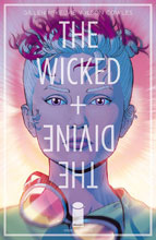 Image: Wicked & Divine #44 (cover A - McKelvie & Wilson) - Image Comics