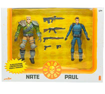 Image: DIE!DIE!DIE! Action Figure 2-Pack  (Color) - Image Comics