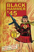 Image: Black Hammer: 45 from the World of Black Hammer #3 (cover A - Kindt) - Dark Horse Comics